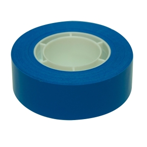 Fita adesiva colorida APLI 19mm x 33m azul