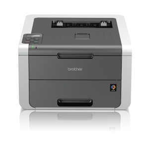 Impressora laser BROTHER HL-3140CW cor com conexão wifi