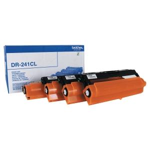 Tambor laser BROTHER preto DR-241CL para HL3140CW/DCP9020CDW/DCP9140CDN