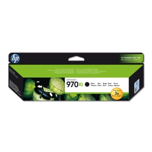 Tinteiro HP 970XL preto alta capacidad CN625AE para OfficeJet ProX451/X476