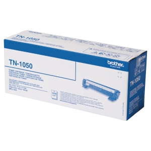 Toner laser BROTHER preto TN-1050 para HL1110/1112 DCP1510/1512 y MFC1810