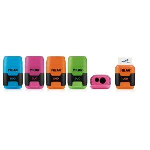 Afia-borracha Milan Compact Touch - sortido
