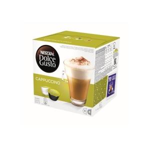 Pack de 16 doses DOLCEGUSTO de Cappuccino