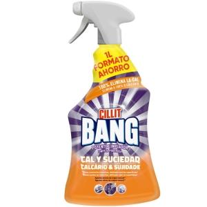Detergente CILLIT BANG cal e brilho 750ml