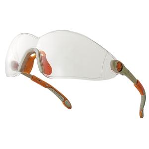 Óculos de segurança DELTAPLUS Vulcano2 lente transparente