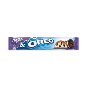 Pack de 24 snacks MILKA Zack Oreo 41g