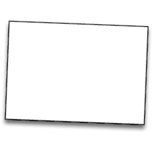 Pack de 25  cartolina FABRISA 50x65 185g/m2  branco