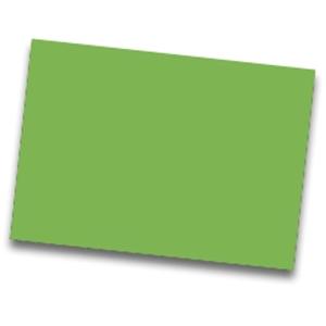 Pack de 25  cartolina FABRISA 50x65 185g/m2  verde