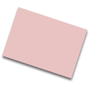 Pack de 25  cartolina FABRISA 50x65 185g/m2  rosa