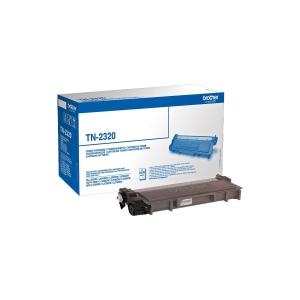 Toner laser BROTHER preto alta capacidade TN2320 para DCPL2500D/DCPL2520DW