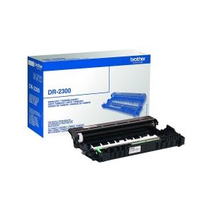 Tambor laser BROTHER preto DR-2300 para DCPL2500D/DCPL2520DW/DCPL2540DN