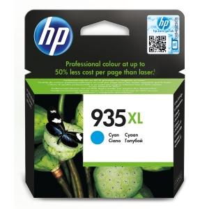 Tinteiro HP 935XL ciano alta capacidade C2P24AE para OfficeJet Pro 6830