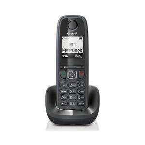 Telefone A405 GIGASET com alcance de 50 metros interior e 300 metros ar livre