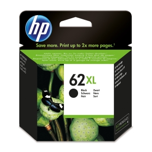 Tinteiro  HP 62XL preto alta capacidade C2P05AE para Envy 5540