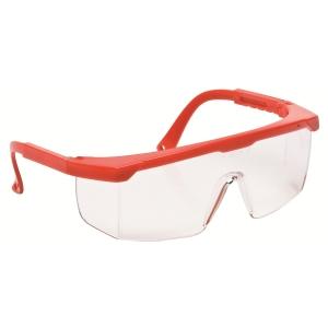 Óculos de segurança MEDOP Flash lente transparente