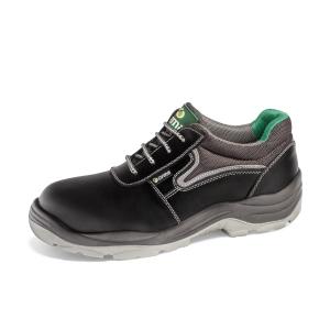 Sapatos de segurança sem metal OFMA Odin S3 preta tamanho 41