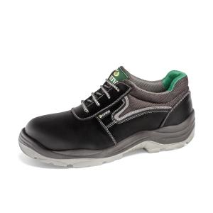 Sapatos de segurança sem metal OFMA Odin S3 preta tamanho 42