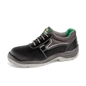 Sapatos de segurança sem metal OFMA Odin S3 preta tamanho 43