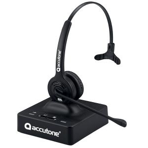 Auricular sem fios ACCUTONE W980 para telefone fixo e computador