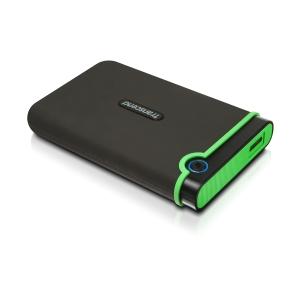 Disco rígido externo de 2,5   TRANSCEND Storejet 25M3 USB 3.0 de 2 Tb