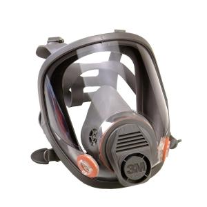 Máscara completa reutilizável para protecção respiratória 3M 6800 tamanho M