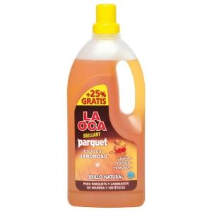 Detergente para parquet efeito brilho LA OCA 1l