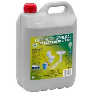 Detergente concentrado uso geral CODINA 5L