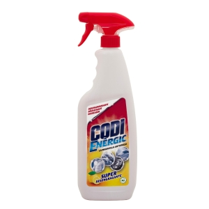 Spray desengordurante CODI ENERGIC 750ml