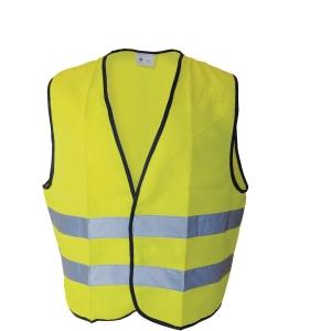 Colete para estrada de alta visibilidade CHINTEX 1060 cor amarelo tamanho M