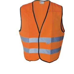 Colete para estrada de alta visibilidade CHINTEX 1060 cor laranja tamanho L