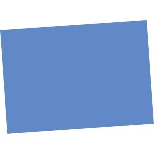 Pack de 50 cartolinas FABRISA A4 170g/m2 cor azul escuro