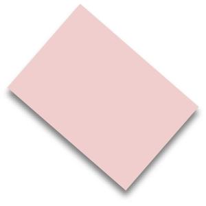 Pack de 50 cartolinas FABRISA A4 170g/m2 cor rosa