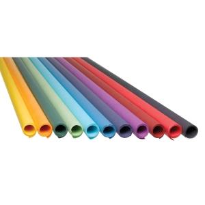 Rolo de papel kraft extra verjurado 70 g/m2 1x50m castanho kraft