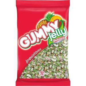 Saco de 2 kg de gomas de gomas de frutas DULCIORA Gummy Jelly