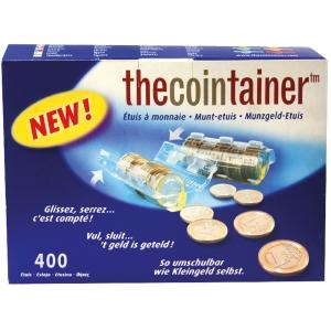 Pack de 400 blisters para el encartuchado de los 8 tipos de monedas vigentes
