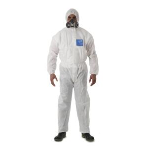 Protective suit, Microgard 1500 Plus model 111, size L, white