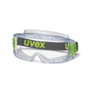 Óculos panorâmicos UVEX Ultravision 9301.815 policarbonato. Ventilação indireta