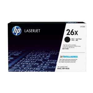 Toner laser HP 26X preto CF226X