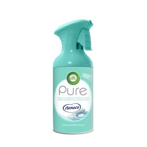 Ambientador em aerosol AIRWICK Pure Nenuco 250ml
