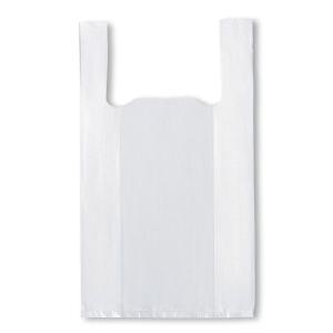 Pack de 200 bolsas de plástico tipo camiseta 17 micras 500x600mm