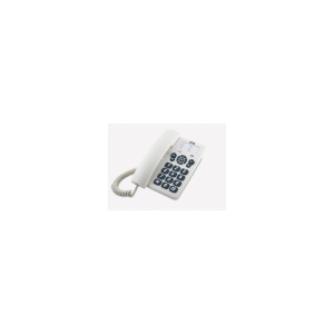 Telefone analógico TELECOM SPC3602 cor branco