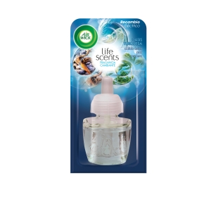 Recarga para ambientador eléctrico AIR WICK LifeScents Oasis Turquesa 19ml