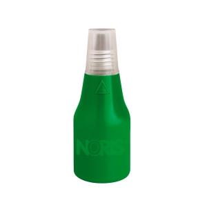 Tinta para carimbo COLOP de 25ml cor verde