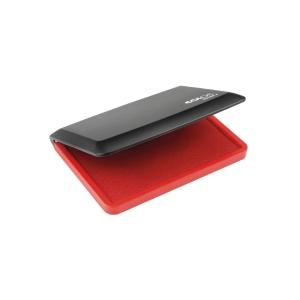 Carimbo entintado em Caixa metálica COLOP 70x110mm cor vermelho