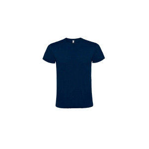 T-shirt ROLY Atomic manga curta azul marinho tamanho M