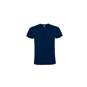 T-shirt ROLY Atomic manga curta azul marinho tamanho L