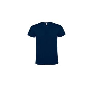 T-shirt ROLY Atomic manga curta azul marinho tamanho XL
