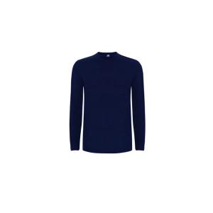 T-shirt ROLY Extreme manga larga azul marinho tamanho M