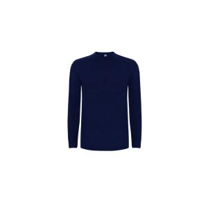 T-shirt ROLY Extreme manga larga azul marinho tamanho L