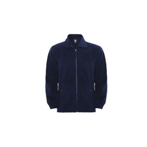 Blusão polar ROLY Pirineo cor azul marinho tamanho M